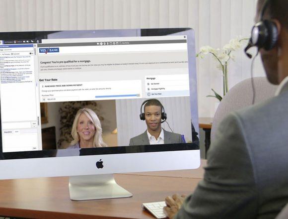 Customer Engagement (Video call center)